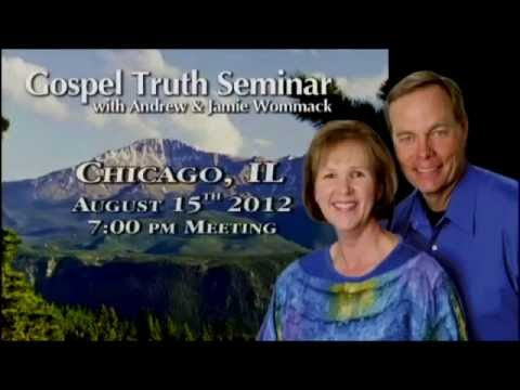 Andrew Wommack - Christ In You, The Hope Of Glory - Part 1 2013 In Chicago