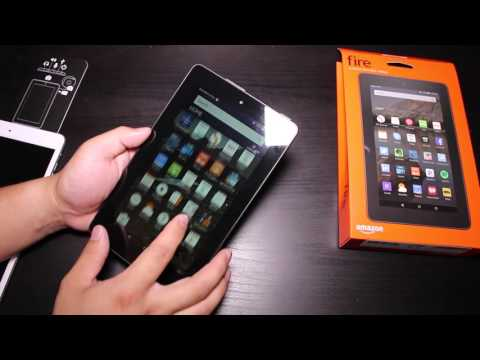 Amazon's $50 Fire Tablet: Unboxing, Setup, & Review