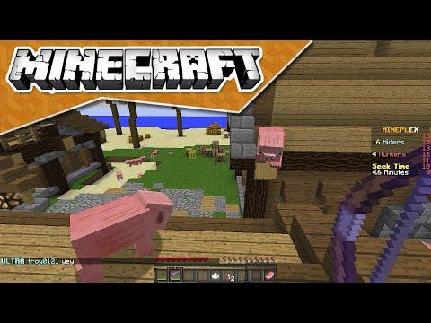 Minecraft: Porcos Unidos!