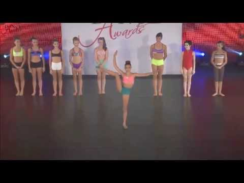 Dancer - The Junior best dancer dance-off at the 2013 Dance Awards. The Top 10 juniors girls had to improv to a slow song and a fast song in front o the judges. Along...