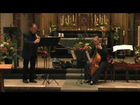 Concert in g-moll -- Johann Adolf Hasse (Allegretto)