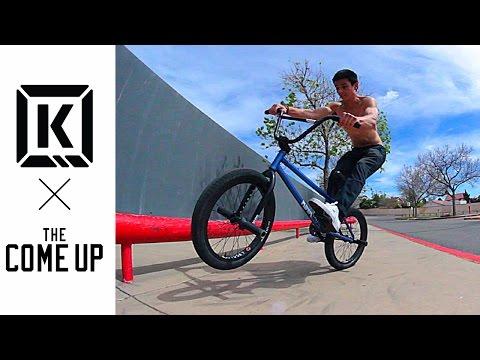 BMX - KINK BMX IN ALBUQUERQUE DAY 2 (видео)