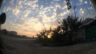 Sunrise Time Lapse iPhone 5S (ed. #iMovie, #Olloclip) — 1080p HD