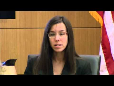 Jodi Arias Trial - Day 25 - Part 1