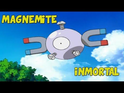 MAGNEMITE INMORTAL (видео)