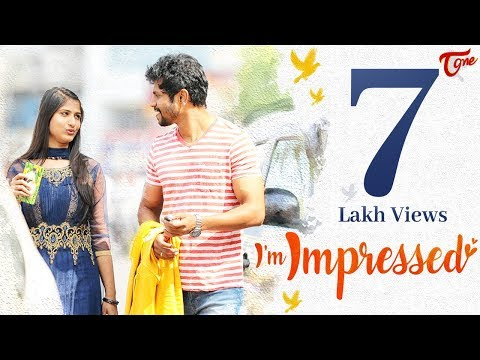 I'm Impressed | Latest Telugu Short Film 2017 | By Chakradhar Reddy