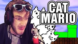 Video CAT MARIO 4 - THIS GAME CAUSES INSANITY! MP3, 3GP, MP4, WEBM, AVI, FLV Juli 2018
