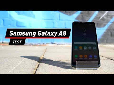 Samsung Galaxy A8 im Test: Premium-Feeling für verg ...
