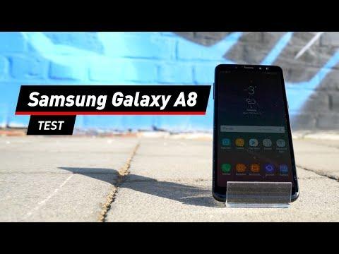 Samsung Galaxy A8 im Test: Premium-Feeling für ver ...