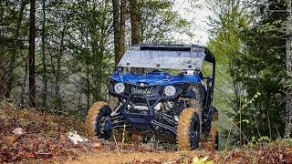 5. 2016 Yamaha Wolverine R-Spec Review- ATV ESCAPE