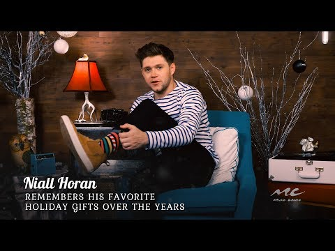 Niall Horan Doesn't Mind Getting Socks on Christmas