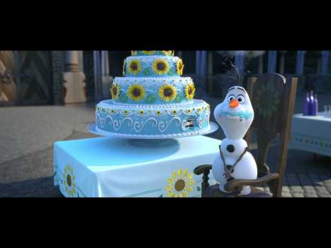 frozen fever - trailer
