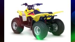6. Hot News! 2018 Suzuki Quadsport Z50