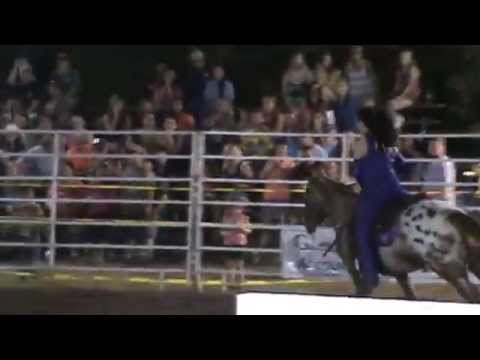 Carolina Stars Trick Riding