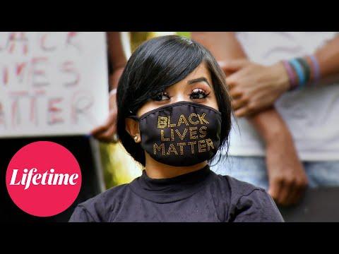 Little Women: Atlanta - The Girls Attend a Black Lives Matter Rally (Season 6, Episode 6)   Lifetime