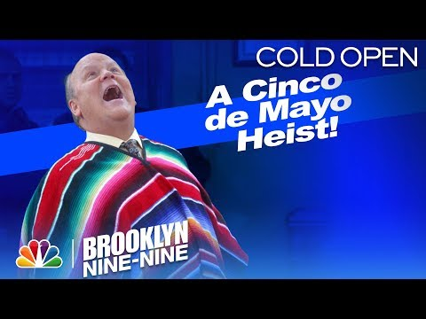 Cold Open: A Cinco de Mayo Halloween Heist - Brooklyn Nine-Nine (Episode Highlight)