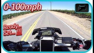 10. Yamaha Fz10/MT10 0-100MPH!!!!  HAMMER TIME!!!
