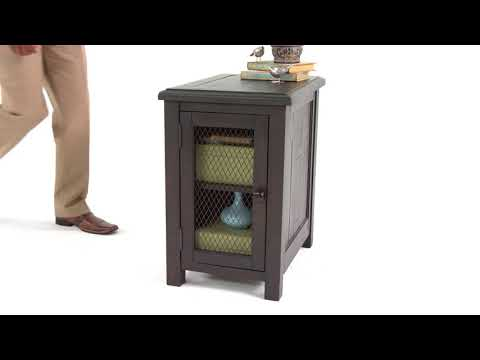 Sharlowe T835-7 Chair Side End Table