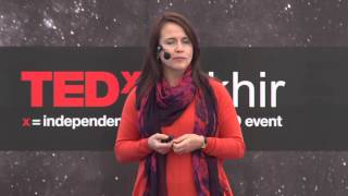 What will the Neighbors Think? | Amy Morgan | TEDxSakhir