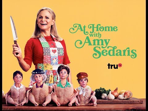 At Home with Amy Sedaris season 2 premiere date, guest stars announced
