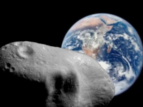 Doomsday Asteroid On Collision Course With Earth