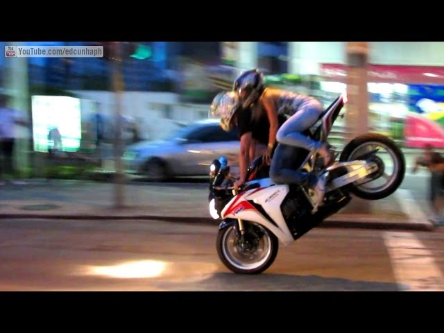 Best Of Bikers - Superbikes Burnouts, Wheelies, RL, Revvs And Loud Sxhaust