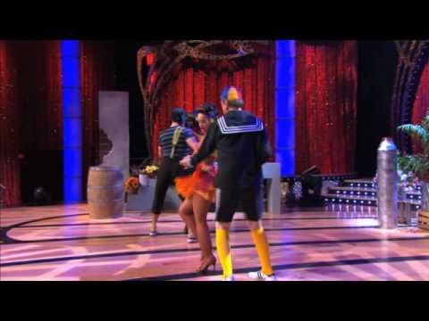 """Baile de Equipo Amarillo, Semana 6, """"Mi Sueño es Bailar""""  - Thumbnail"""
