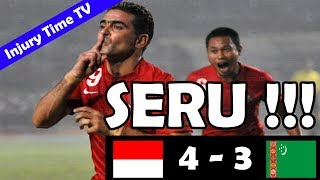 Download Video Indonesia 4-3 Turkmenistan | All Goals & Highlights | 2014 FIFA World Cup Qualification MP3 3GP MP4