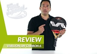 video Review Pala Varlion Varlion Lethal Weapon Carbon Hexagon 6