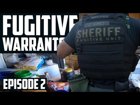 Caught in Clutter - Fugitive Warrants Episode 2