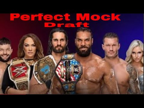 Mock Draft WWE Superstar Shake-Up 2018: Top Raw, SmackDown Picks