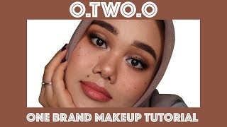 Download Video NYOBAIN 50++ PRODUK O.TWO.O  | ONE BRAND MAKEUP TUTORIAL MP3 3GP MP4
