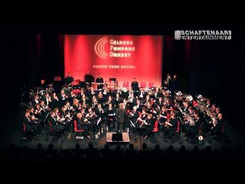 Gelders Fanfare Orkest: Ostinati (Jan van der Roost)