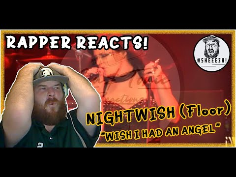 Nightwish - Wish I Had An Angel (Live at Wacken 2013) | RAPPER REACTION - GET FLOOR'D!