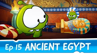Om Nom Stories: Ancient Egypt (Episode 15, Cut the Rope: Time Travel)