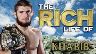 Video KHABIB NURMAGOMEDOV | The RICH LIFE | FORBES Net Worth 2018 ( Cars, Mansion, Hat ) MP3, 3GP, MP4, WEBM, AVI, FLV Juni 2019