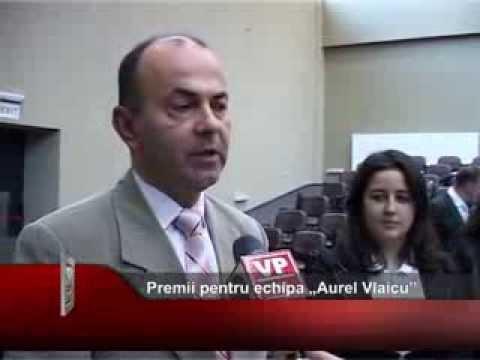 "Premii pentru echipa ""Aurel Vlaicu"""