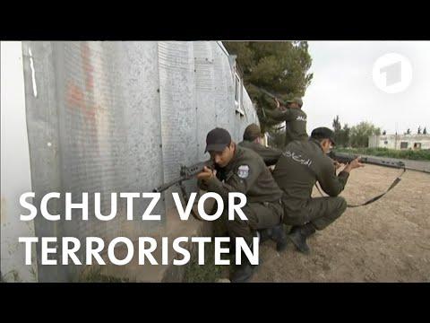 Europas Grenzschützer in Tunesien | Weltspiegel