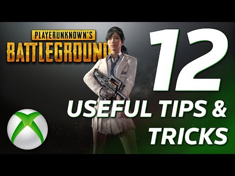 12 Useful TIPS And TRICKS That Will Improve Your PUBG Game - Xbox One