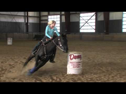Paralyzed Rodeo Girl