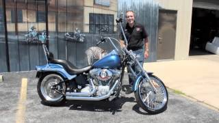 9. Pre-owned 2006 Harley-Davidson Softail Standard