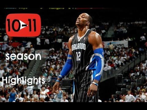 Dwight Howard 2010-2011 Season Highlights - Beast! (видео)