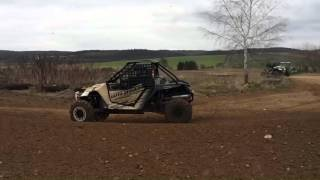5. Arctic Cat Wildcat X Ltd. Special Edition QTO CUP 19.03.2016 Slow Motion