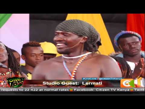 Lemarti And Siampa Marleni Live On Citizen Tv #OneLove Stage