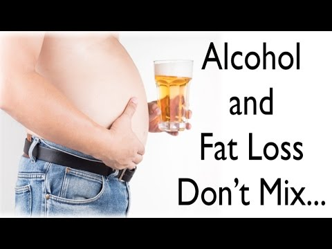 Alcohol's Effect on Bodybuilding and Fat Loss