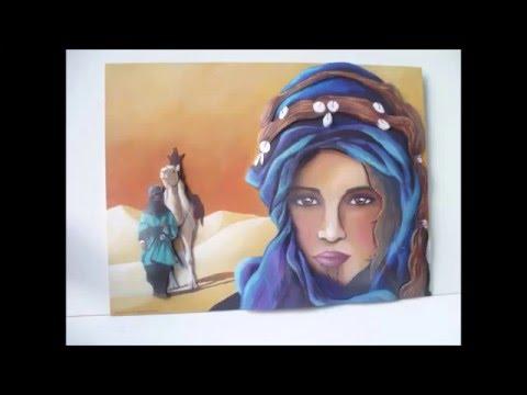Djmawi Africa – M'sahra Jina : Paroles, Lyrics