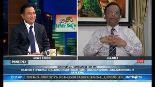 Video Mahfud MD ke Yusril: TKN Tak Usah Ajukan Saksi Lagi, Sudah Selesai, Gugatan Prabowo Tak Terbukti MP3, 3GP, MP4, WEBM, AVI, FLV Juli 2019