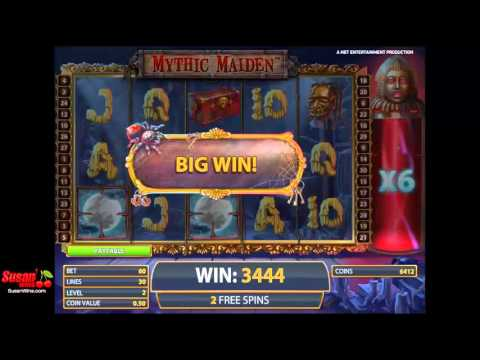 Massive ‎£3918 - Free Games Bonus - Mythic Maiden Online Slots Review