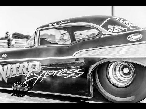 Nitro Funny Cars Round 1