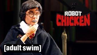 Video Classic Hogwarts Moments | Robot Chicken | Adult Swim MP3, 3GP, MP4, WEBM, AVI, FLV Desember 2017